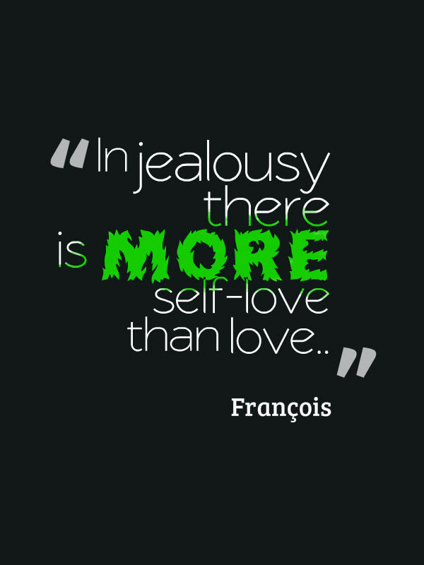 Quotes About Jealousy And Envy. QuotesGram