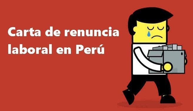 Carta De Renuncia Peru Quotes About 0