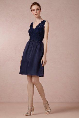 Claudine Dress for Bridesmaids- BHLDN