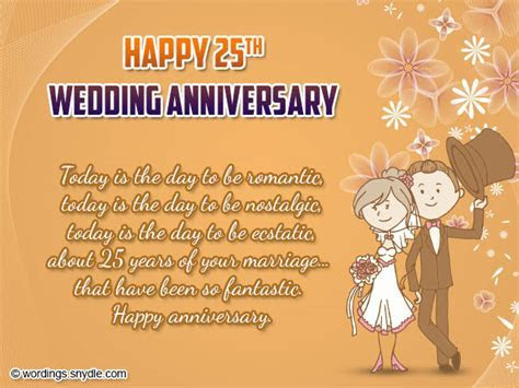 25th Wedding Anniversary Wishes For Parents   www.imgkid