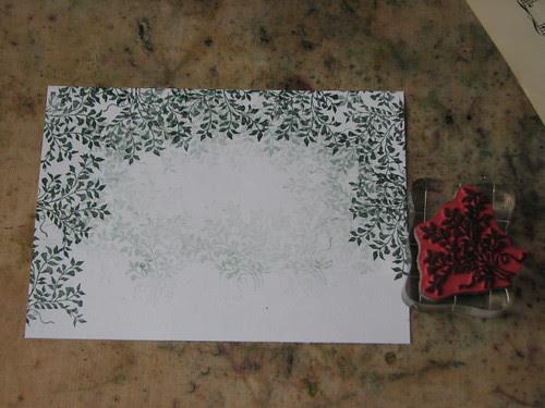 Vintage Valentine #3 - Valentine Plaque Card 005