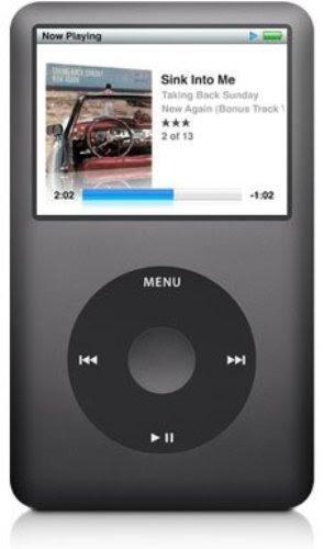 Apple iPod classic 160GB ブラック MC297J/A