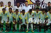 Jacksen Sayangkan Klub Indonesia Tak Punya Akademi