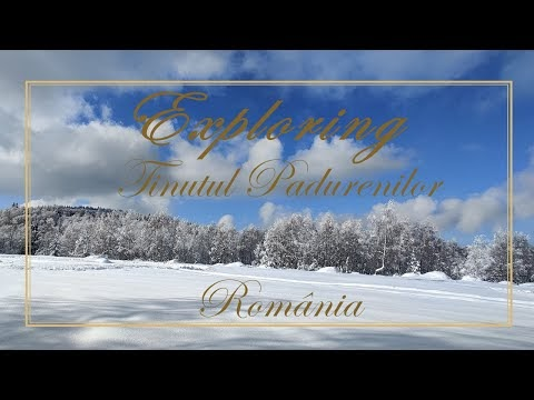 Explore Ținutul Pădurenilor - winter time