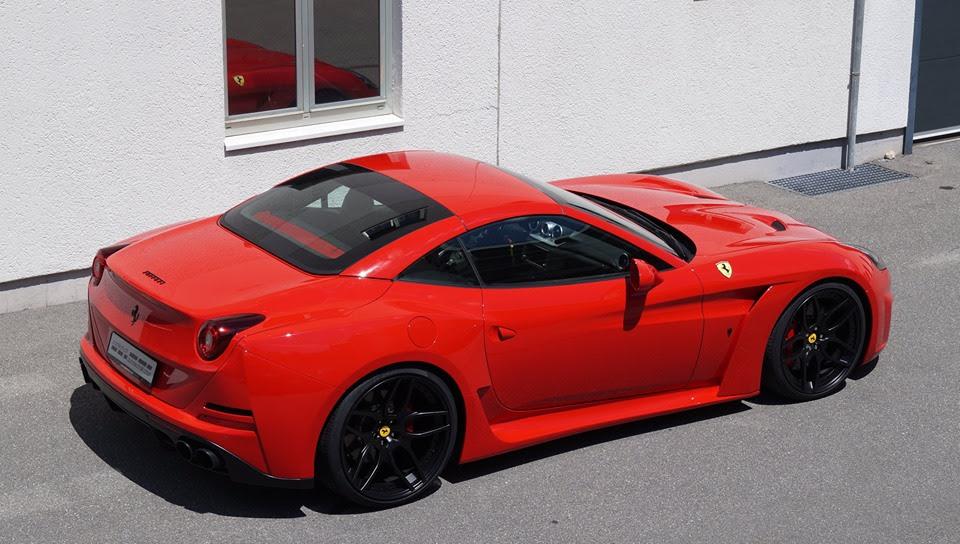 Up Close with Novitec Ferrari California T N-Largo