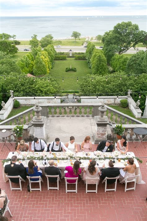 Villa Terrace Weddings   Romantic Milwaukee Wedding Venues