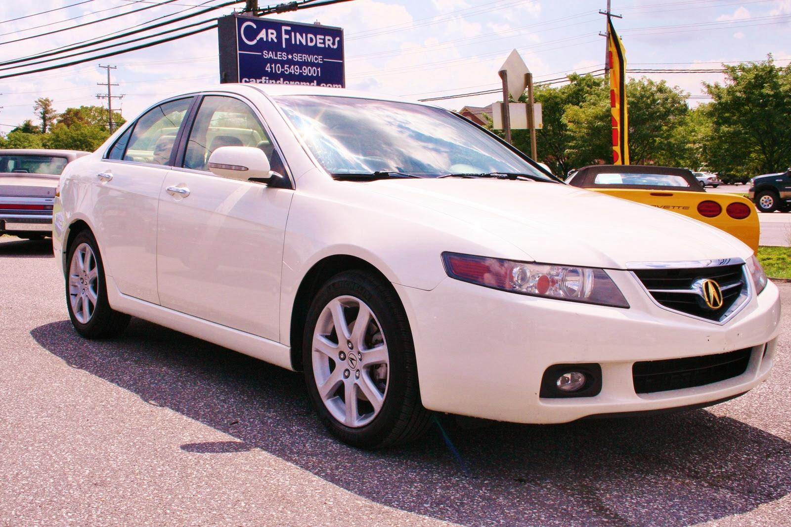 2005 Acura TSX - Pictures - CarGurus