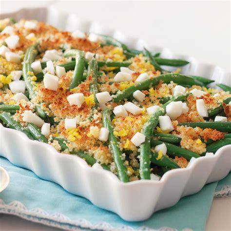 Green Beans Polonaise Recipe   Hallmark Ideas & Inspiration