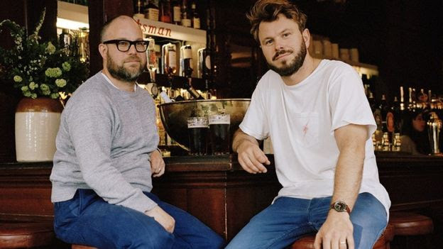 Tom Harris and Jon Rotheram
