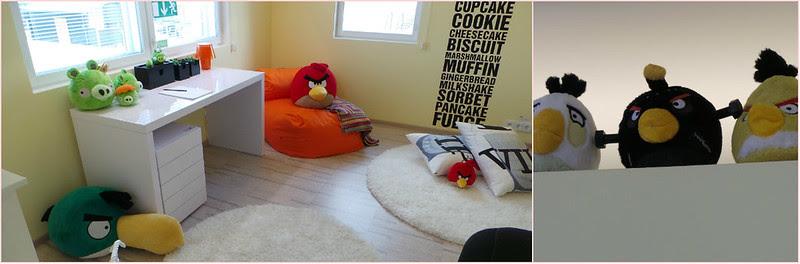 AngryBird-huone