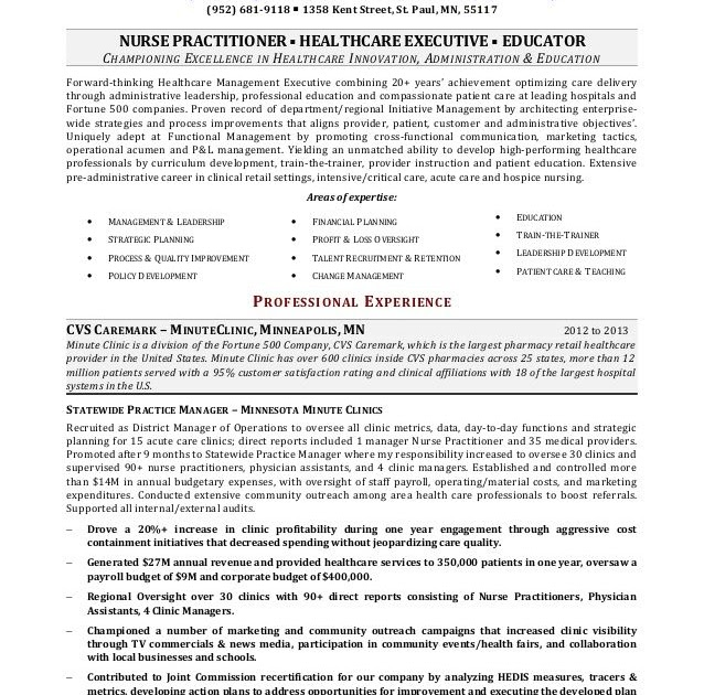 psychiatric nurse practitioner student resume sample