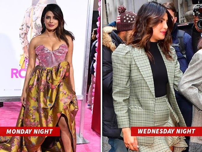 Priyanka Chopra not Pregnant yet Contrary to Rumours – TMZ