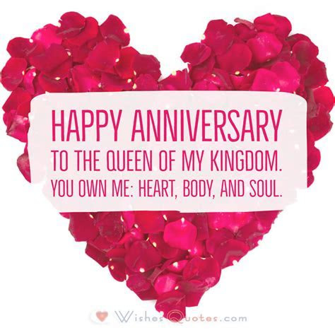Deepest Wedding Anniversary Messages for Wife   Pinterest