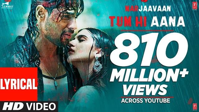 तुम ही आना Tum Hi Aana Lyrics in Hindi