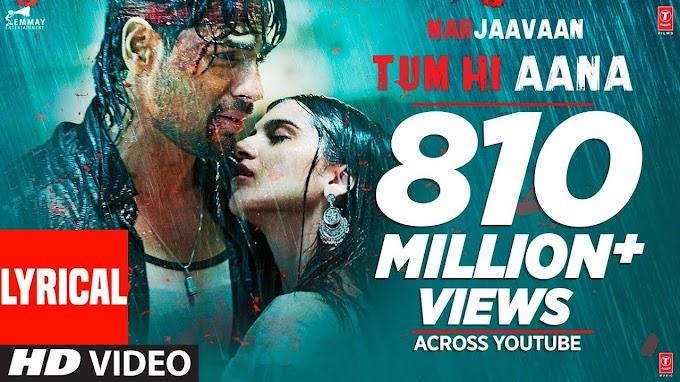 Marjaavaan Tum Hi Aana Song Lyrics - Jubin Nautiyal | LyricsAdvisor