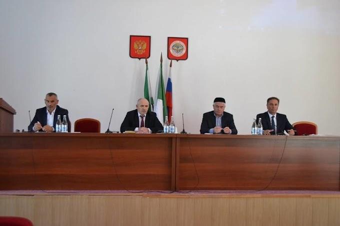 Избирательная комиссия Ингушетии провела обучающий семинар вМалгобекском районе