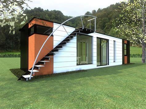 modular prefab solar panel tiny hou
