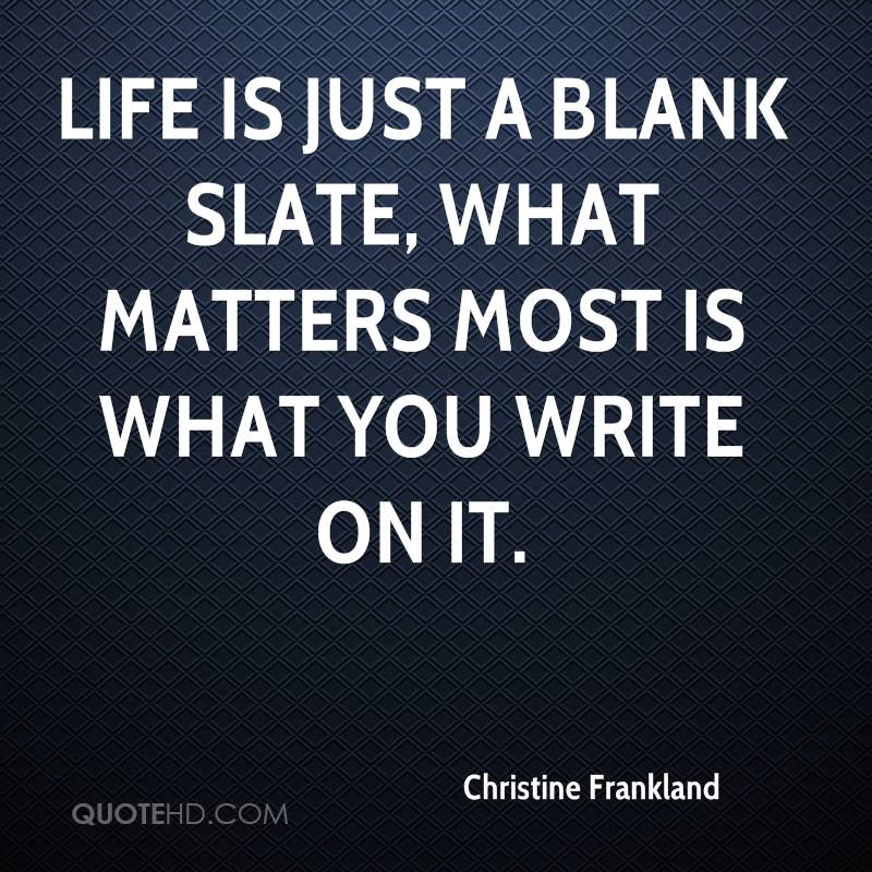 Christine Frankland Quotes Quotehd