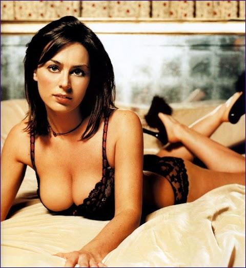 Jill Halfpenny Nude - Hot 12 Pics | Beautiful, Sexiest