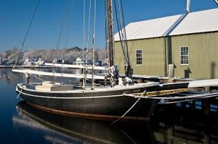 1994 - Emma C. Berry designated a National Historic Landmark.