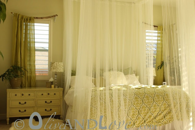 Ceiling Canopy Bedroom: Bed Canopy From Ceiling