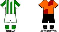 Uniforme Selección Tebicuary de Fútbol
