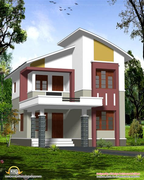 budget home design  sq ft kerala home design