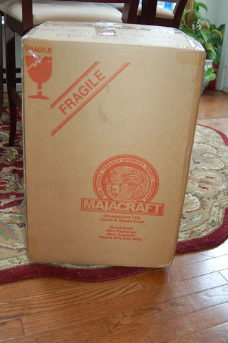 My new Majacraft Suzie Pro