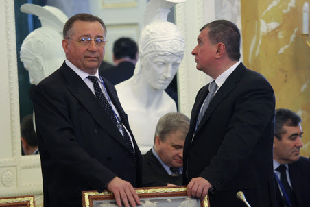«Транснефть» поддержала заявку «Роснефти» на долю в НМТП