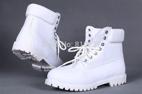 Mens White Boots   Cr Boot