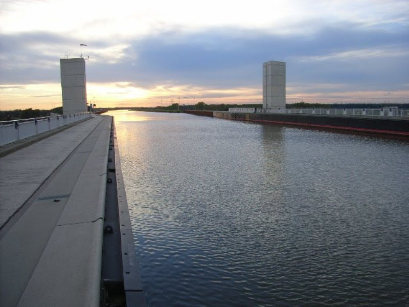 Photo 4, Magdeburg Water Bridge, Germany