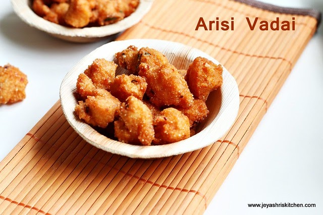 Arisi Upma Jeyashri S Kitchen