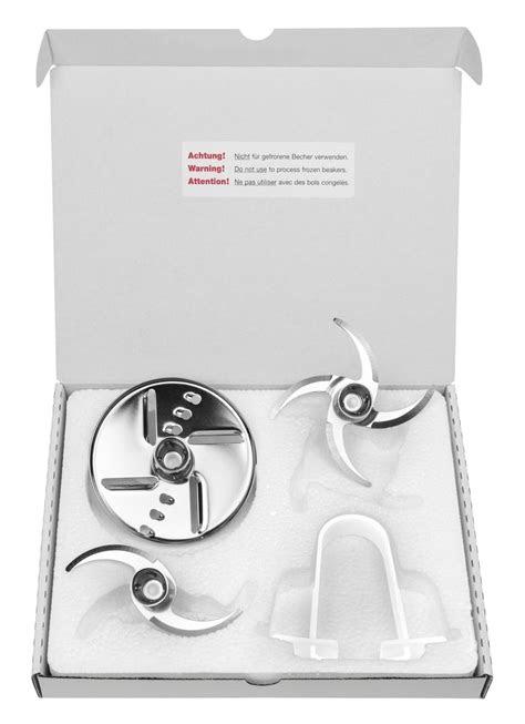 Pacojet Coupe Set - Tränkle Gastrotech - Moderne Küchentechnik