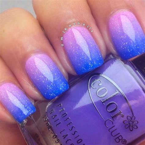 5 nail designs glitter color combos 2020  ez nail designs