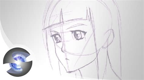 drawing  anime face side  view youtube