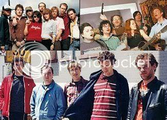 Broken Social Scene, The New Pornographers, The Constantines