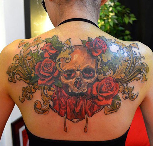 50 Cool Skull Tattoos Designs Pretty Designs