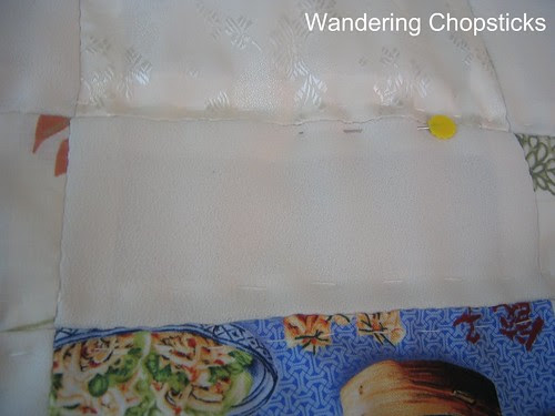 Finishing Your Quilt - Basting, Quilting, and Binding 7