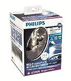 PHILIPS(フィリップス)エクストリームアルティノンLED H4 6200K ヘッドランプ 12953X2