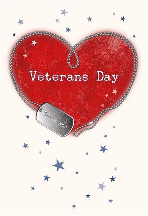 Veterans Day Appreciation   Free Veterans Day Card