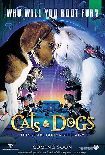 Daily Info, Oxford   Film Review: Cats and Dogs