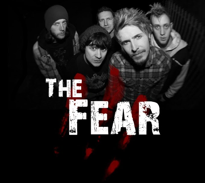 <center>[NEWS] New 'The Fear' songs teaser from upcoming album</center>