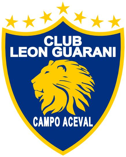 Escudo Club León Guaraní