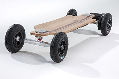 Evolve Bamboo AllTerrain Series Electric Skateboard
