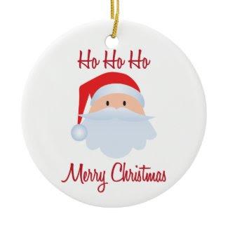 Ho Ho Ho Ornament ornament