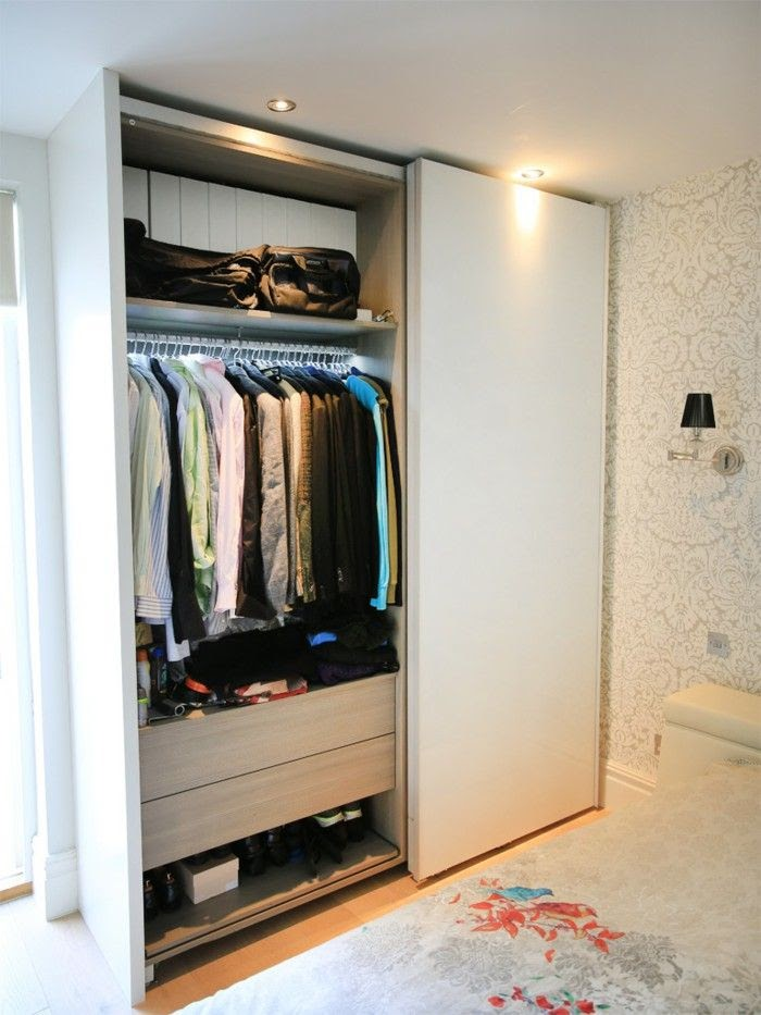 Trends For Clothes Cabinet Ideas For Small Bedroom images