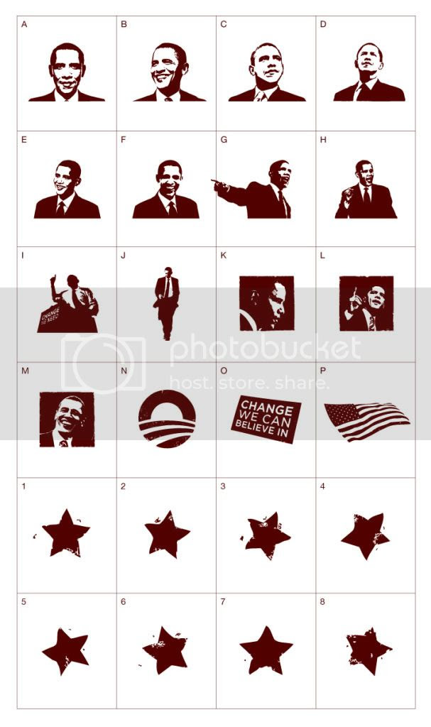 Obamabats Set