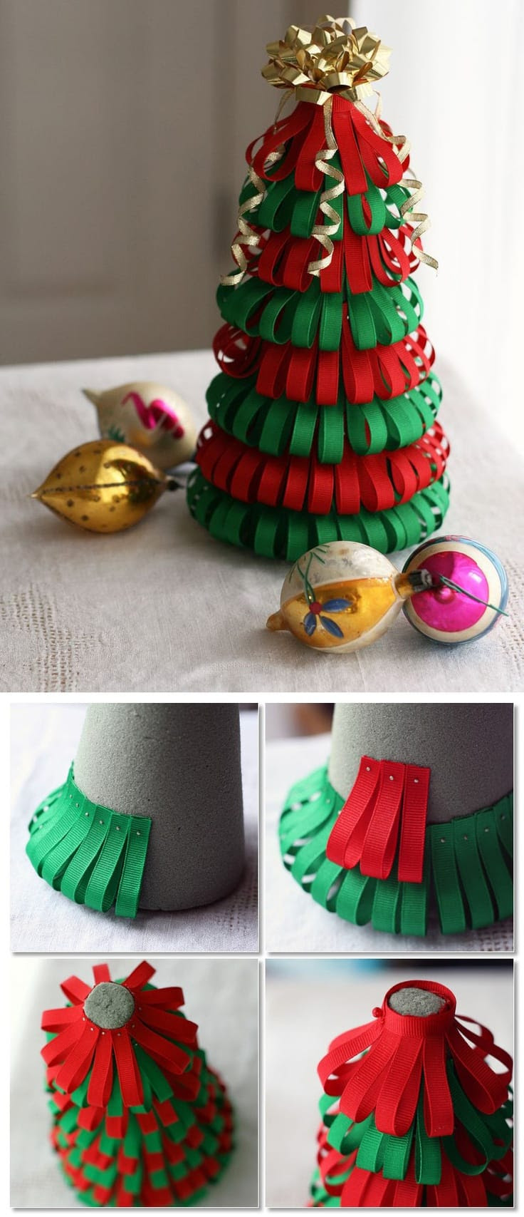 31 cute and fun diy christmas decorations designbump - Cute Diy Christmas Decorations