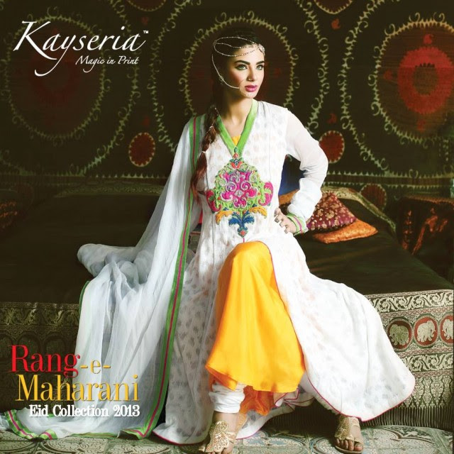 Rang-e-Maharam-New-Eid-Dress-Collection-2013-for-Girls-Womens-By-Kayseria-1