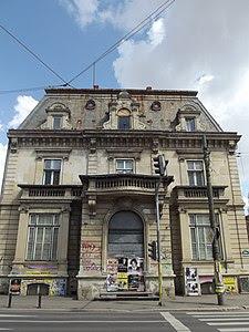 Casa Cesianu - fosta Legație germană